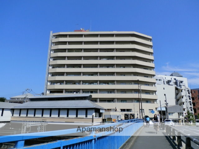 神奈川県横浜市神奈川区、横浜駅徒歩9分の築44年 11階建の賃貸マンション