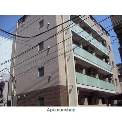 神奈川県横浜市南区、関内駅徒歩14分の築4年 6階建の賃貸マンション