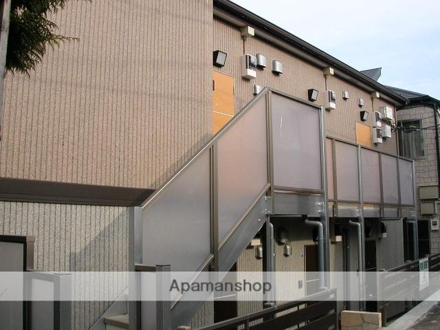 神奈川県横浜市西区、黄金町駅徒歩13分の築9年 2階建の賃貸アパート