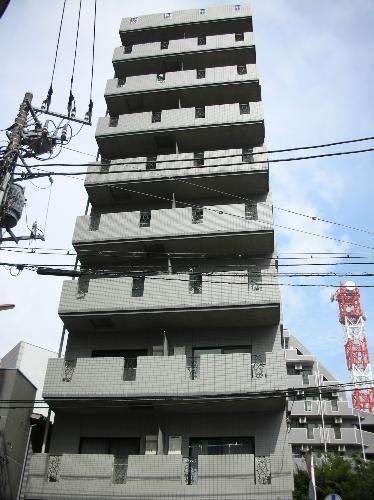 神奈川県横浜市西区、横浜駅徒歩9分の築19年 9階建の賃貸マンション