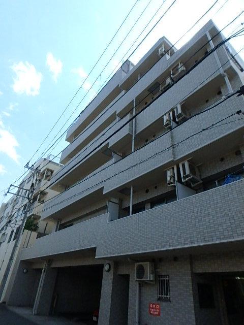 神奈川県横浜市鶴見区、鶴見駅徒歩7分の築16年 7階建の賃貸マンション