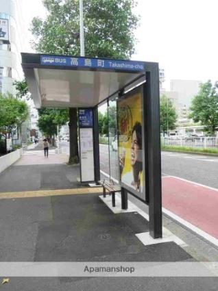 グリフィン横浜・桜木町七番館[1K/20.72m2]の周辺4