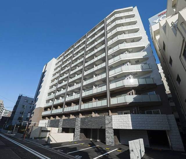 神奈川県横浜市中区、桜木町駅徒歩9分の築2年 11階建の賃貸マンション