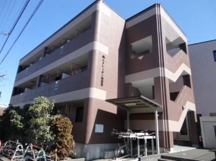 スタシィオン和田町[1K/20.6m2]の外観1