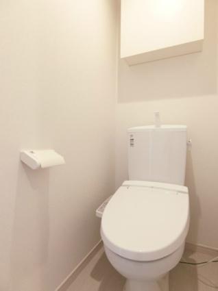 エムズステート鶴見[1K/21.11m2]のトイレ