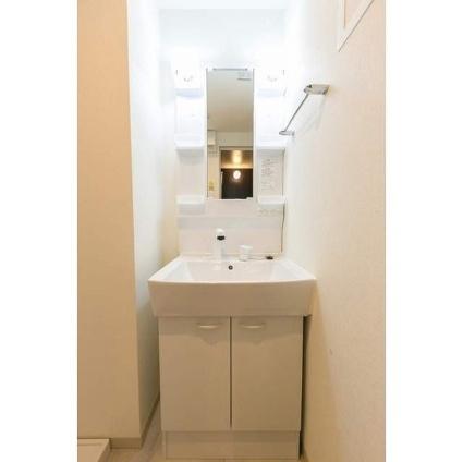 横浜ベイクリウス[1K/25.08m2]の洗面所