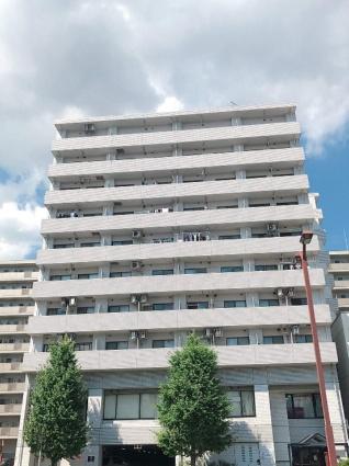 コモド横浜サウス[1R/19.82m2]の外観1