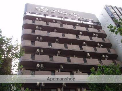 グリフィン横浜・弁天通り[1K/18.36m2]の外観3
