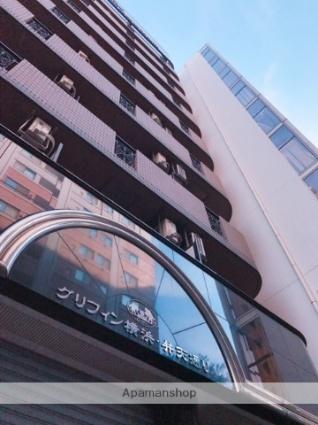 グリフィン横浜・弁天通り[1K/18.36m2]の外観4