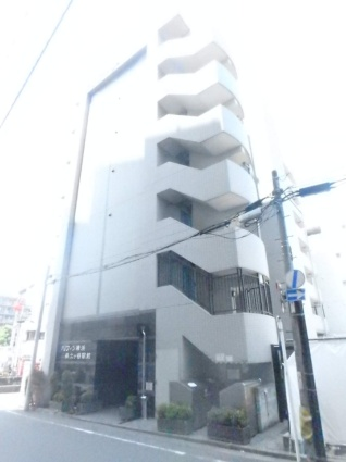グリフィン横浜・保土ヶ谷駅前[1K/20.23m2]の外観4