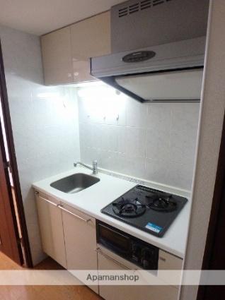 グリフィン武蔵中原・スクエアコート[1K/21.49m2]のキッチン
