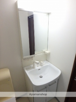 グリフィン武蔵中原・スクエアコート[1K/21.49m2]の洗面所