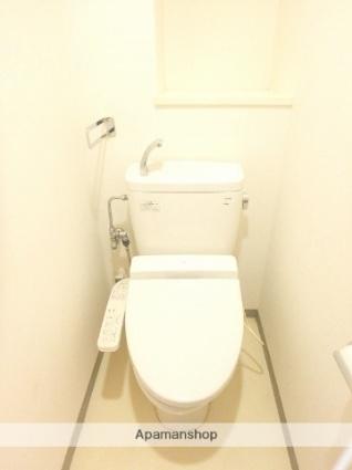 グリフィン武蔵中原・スクエアコート[1K/21.72m2]のトイレ