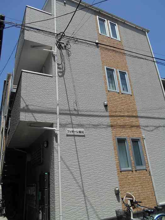 神奈川県横浜市鶴見区、弁天橋駅徒歩14分の築3年 3階建の賃貸アパート