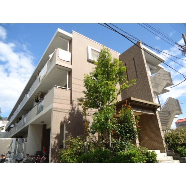 神奈川県横浜市鶴見区、矢向駅徒歩16分の築11年 3階建の賃貸マンション