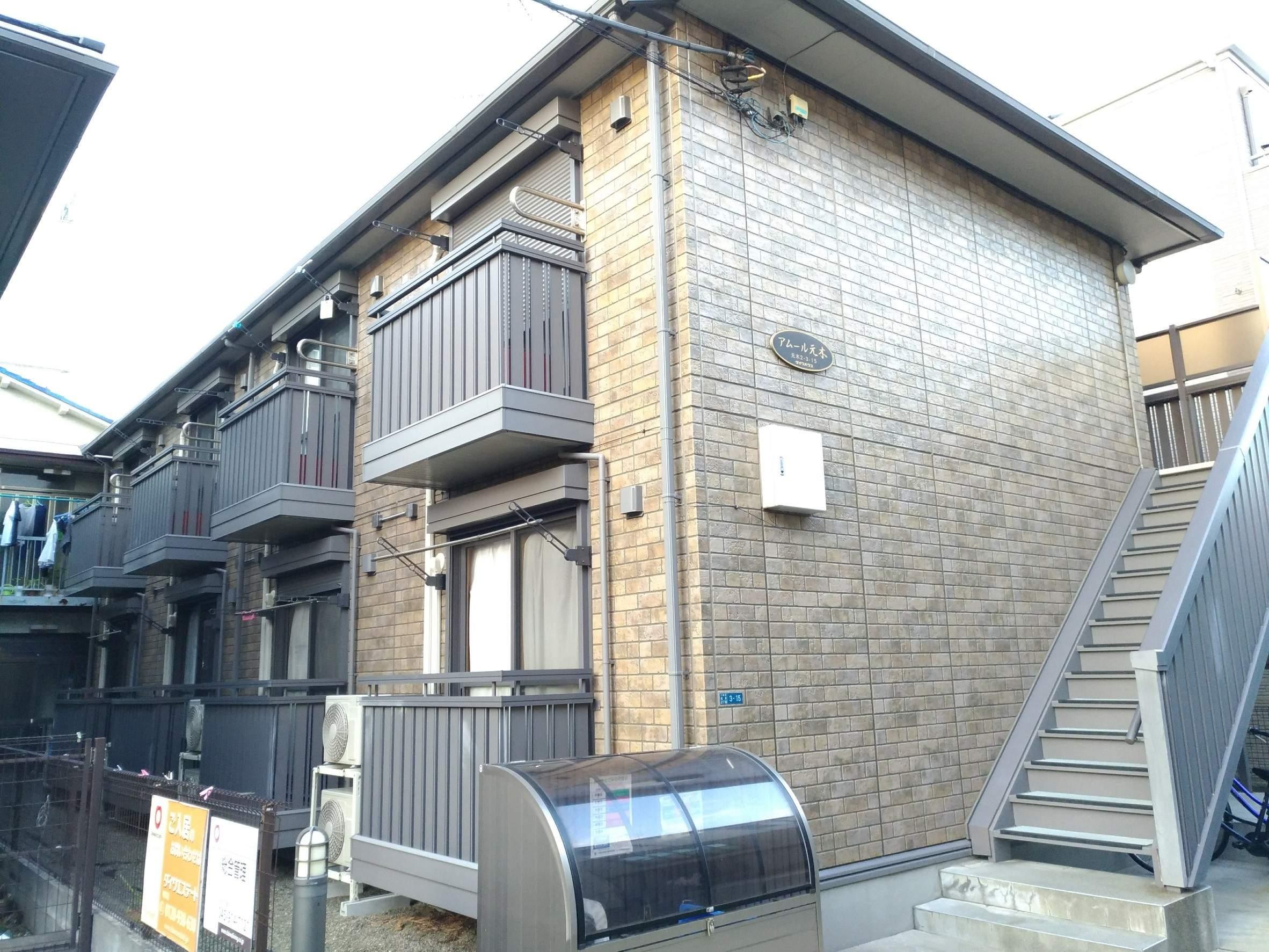 神奈川県川崎市川崎区、川崎新町駅徒歩10分の築13年 2階建の賃貸アパート