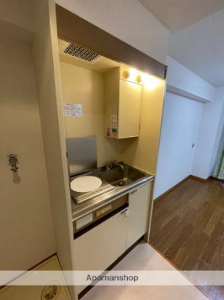 アクトピア横浜・鶴見Ⅰ[1R/16.5m2]のキッチン