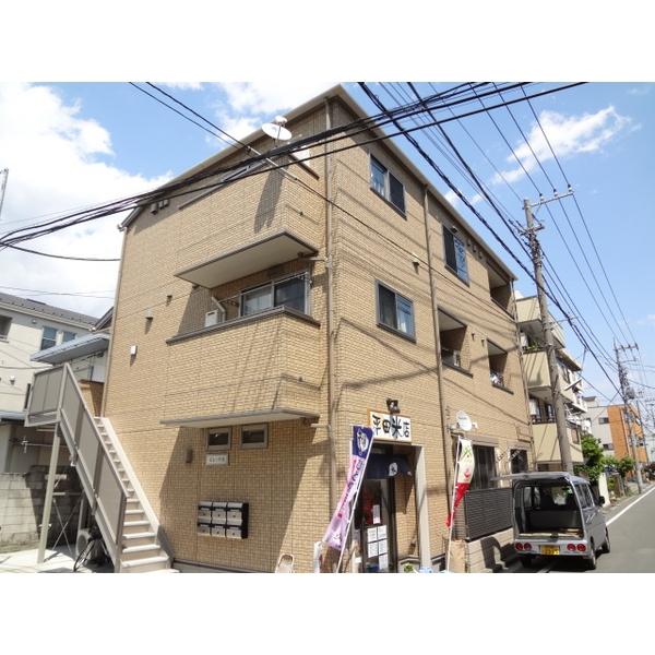 神奈川県横浜市鶴見区、弁天橋駅徒歩12分の築6年 3階建の賃貸マンション