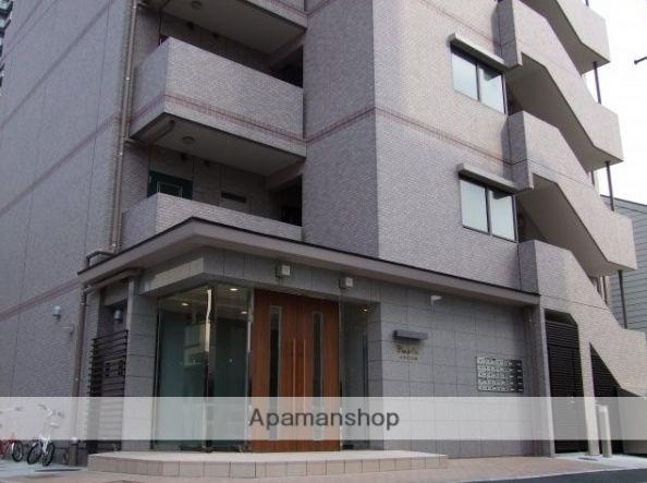神奈川県川崎市幸区、尻手駅徒歩11分の築7年 5階建の賃貸マンション