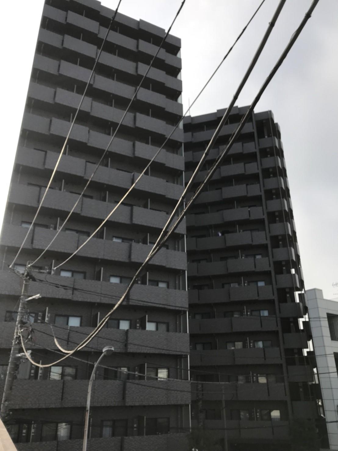 神奈川県川崎市幸区、川崎駅徒歩14分の築1年 13階建の賃貸マンション