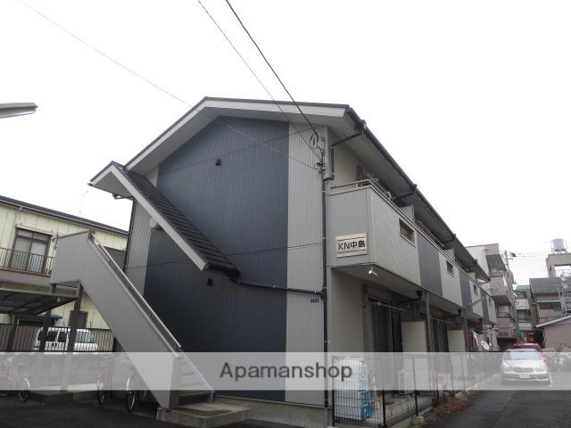 神奈川県川崎市川崎区、川崎駅徒歩20分の築5年 2階建の賃貸アパート