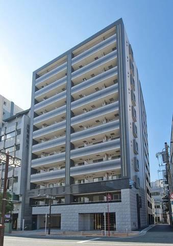 神奈川県横浜市中区、馬車道駅徒歩10分の築5年 11階建の賃貸マンション