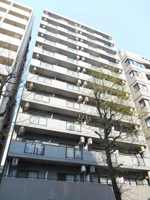 神奈川県横浜市中区、関内駅徒歩5分の築18年 12階建の賃貸マンション