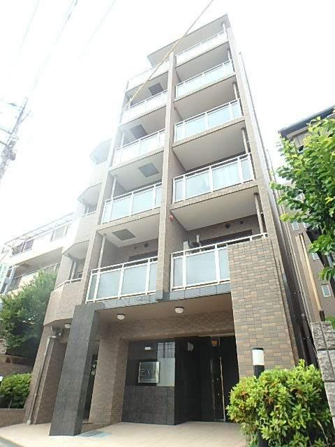 東京都大田区、蒲田駅徒歩15分の築10年 6階建の賃貸マンション