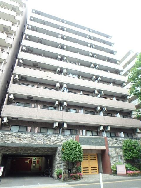神奈川県横浜市中区、関内駅徒歩4分の築15年 11階建の賃貸マンション