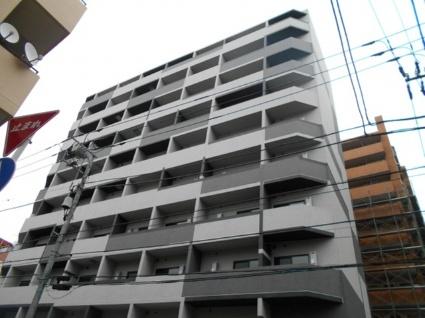 スパシエソリデ横浜鶴見[1K/23.64m2]の外観1