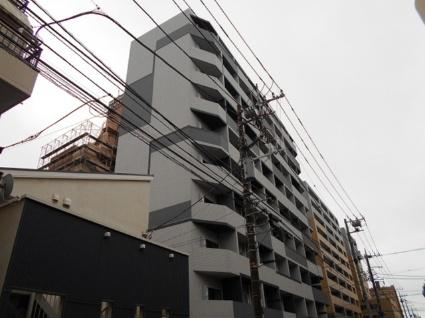 スパシエソリデ横浜鶴見[1K/23.64m2]の外観2