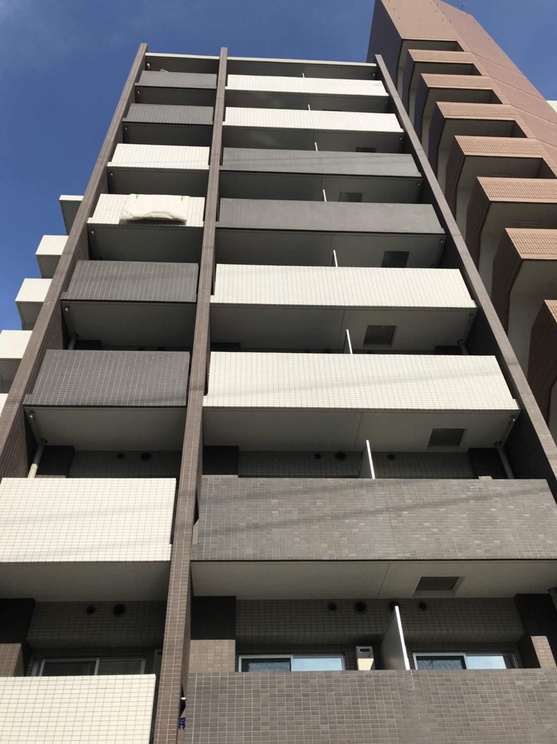 神奈川県川崎市川崎区、川崎駅徒歩10分の築1年 12階建の賃貸マンション