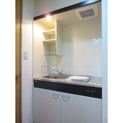 ソアラプラザ鶴見[1R/24.83m2]のキッチン