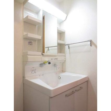 ソアラプラザ鶴見[1R/24.83m2]の洗面所