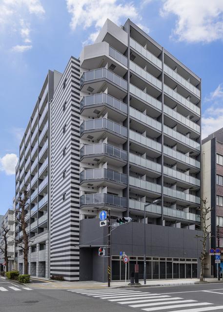 神奈川県横浜市中区、関内駅徒歩5分の新築 11階建の賃貸マンション
