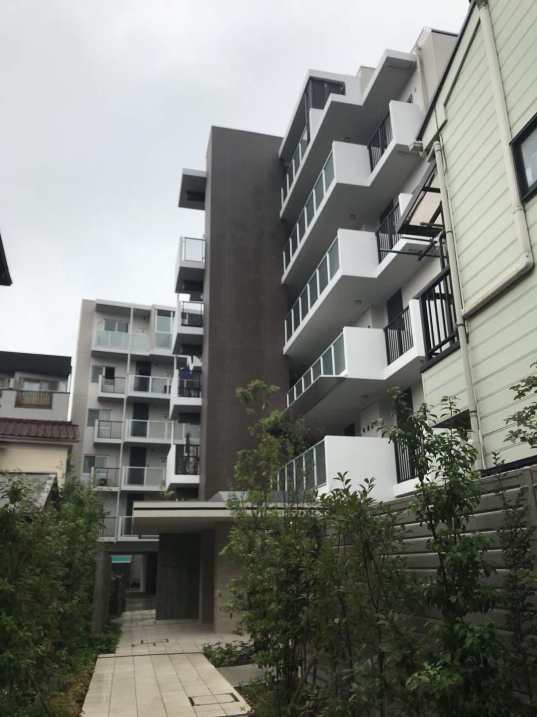 神奈川県川崎市川崎区、川崎大師駅徒歩12分の新築 6階建の賃貸マンション