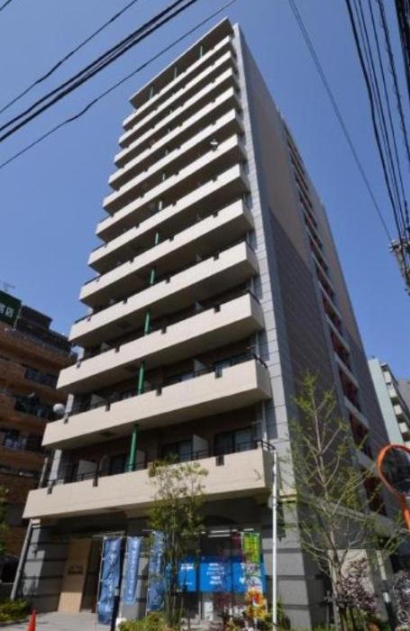 神奈川県川崎市川崎区、川崎駅徒歩5分の築6年 14階建の賃貸マンション