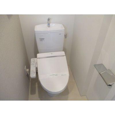 メイクスデザイン川崎[1R/22.47m2]のトイレ