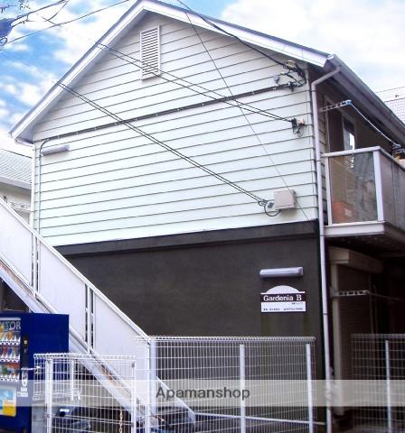 神奈川県川崎市川崎区、八丁畷駅徒歩15分の築25年 2階建の賃貸アパート