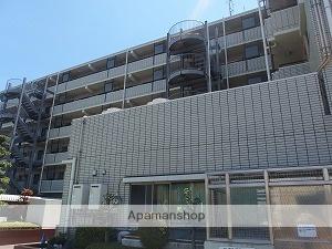 神奈川県川崎市幸区、新川崎駅徒歩19分の築27年 6階建の賃貸マンション