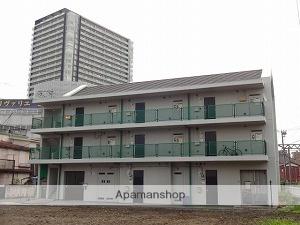 神奈川県川崎市川崎区、川崎駅徒歩20分の築27年 3階建の賃貸マンション