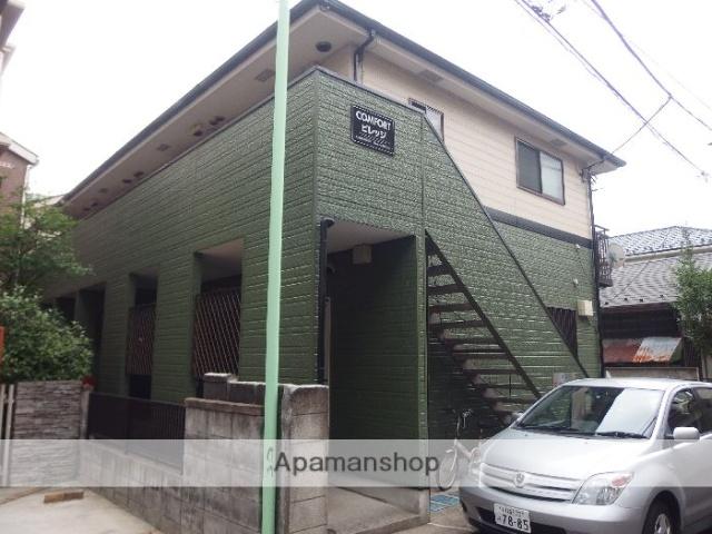 神奈川県川崎市幸区、川崎駅徒歩10分の築18年 2階建の賃貸アパート