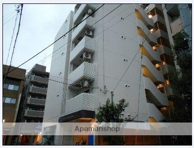 神奈川県川崎市川崎区、鈴木町駅徒歩13分の築29年 6階建の賃貸マンション
