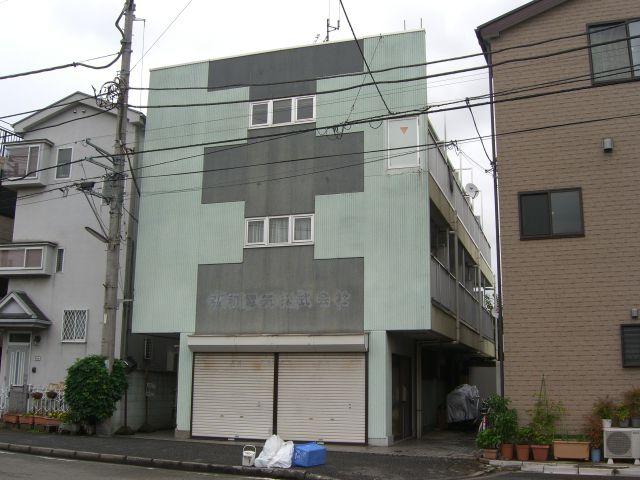 神奈川県川崎市川崎区、川崎駅徒歩17分の築27年 3階建の賃貸マンション