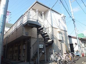 神奈川県川崎市川崎区、八丁畷駅徒歩6分の築7年 2階建の賃貸アパート