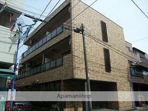 神奈川県川崎市幸区、川崎駅徒歩8分の築25年 3階建の賃貸マンション