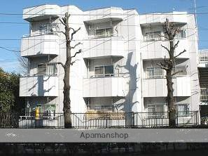 神奈川県川崎市中原区、平間駅徒歩6分の築29年 3階建の賃貸マンション