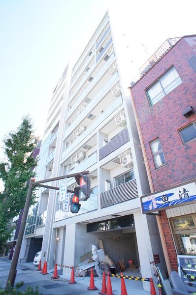 神奈川県川崎市川崎区、川崎新町駅徒歩19分の築3年 9階建の賃貸マンション
