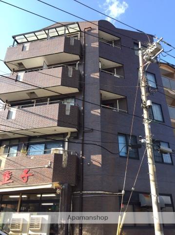 神奈川県川崎市幸区、鹿島田駅徒歩6分の築24年 5階建の賃貸マンション