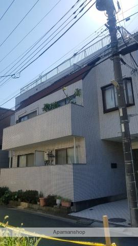 神奈川県川崎市幸区、鹿島田駅徒歩13分の築30年 3階建の賃貸マンション